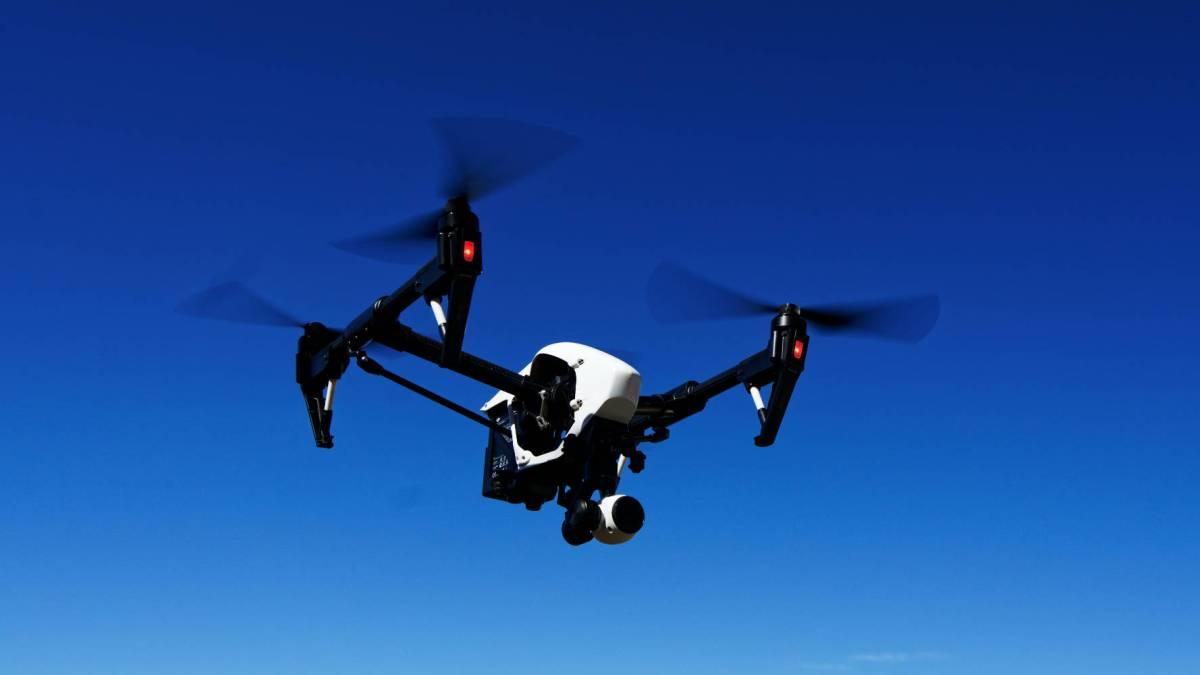 FCC study 5GHz drones