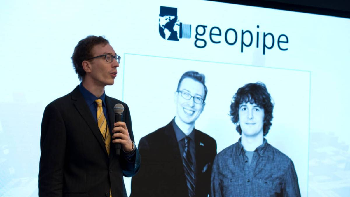 Geopipe GENIUS NY program