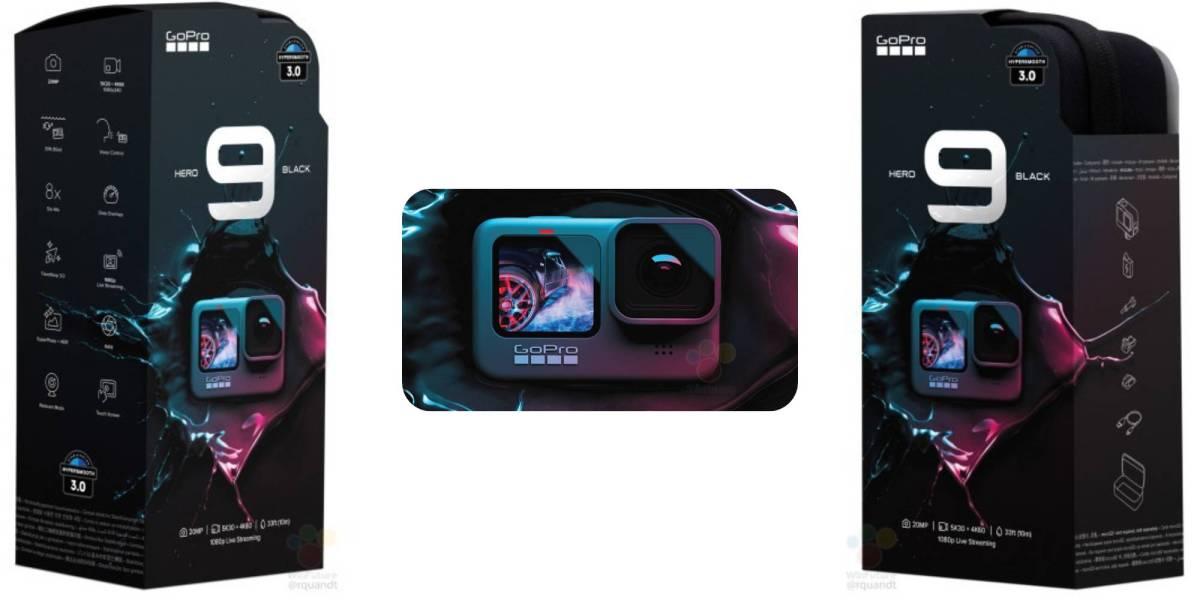 GoPro Hero 9 specs