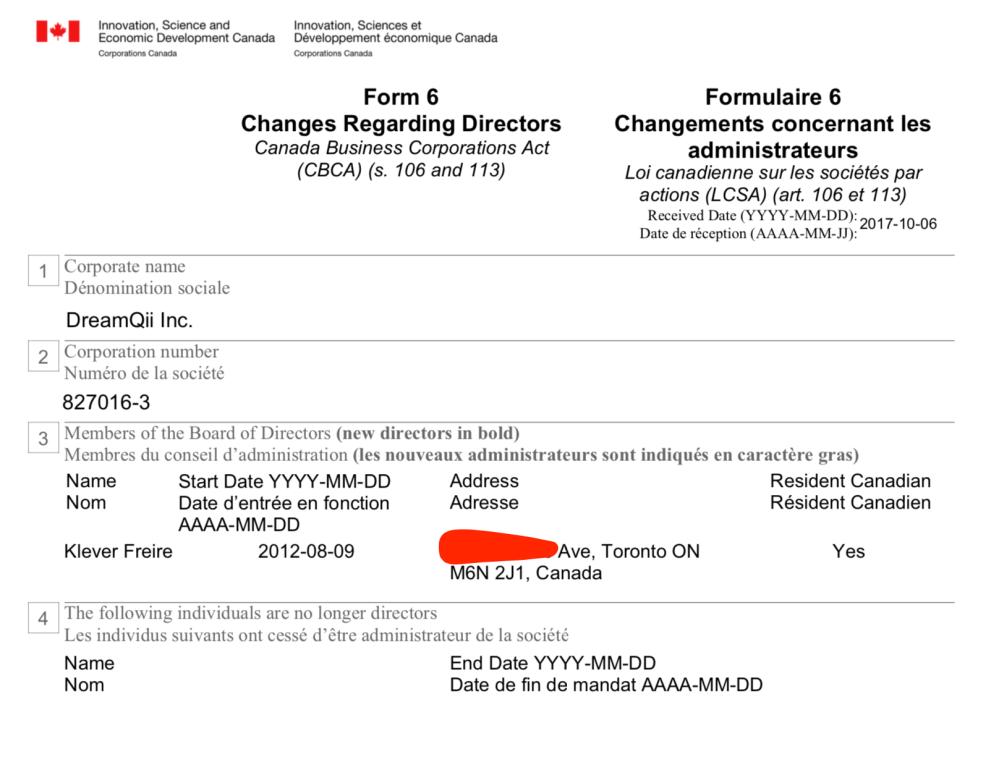 PlexiDrone Industry Canada