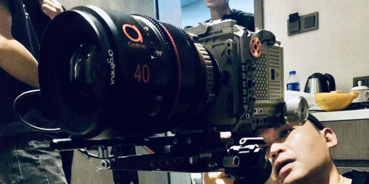 Ronin S2 cinema camera