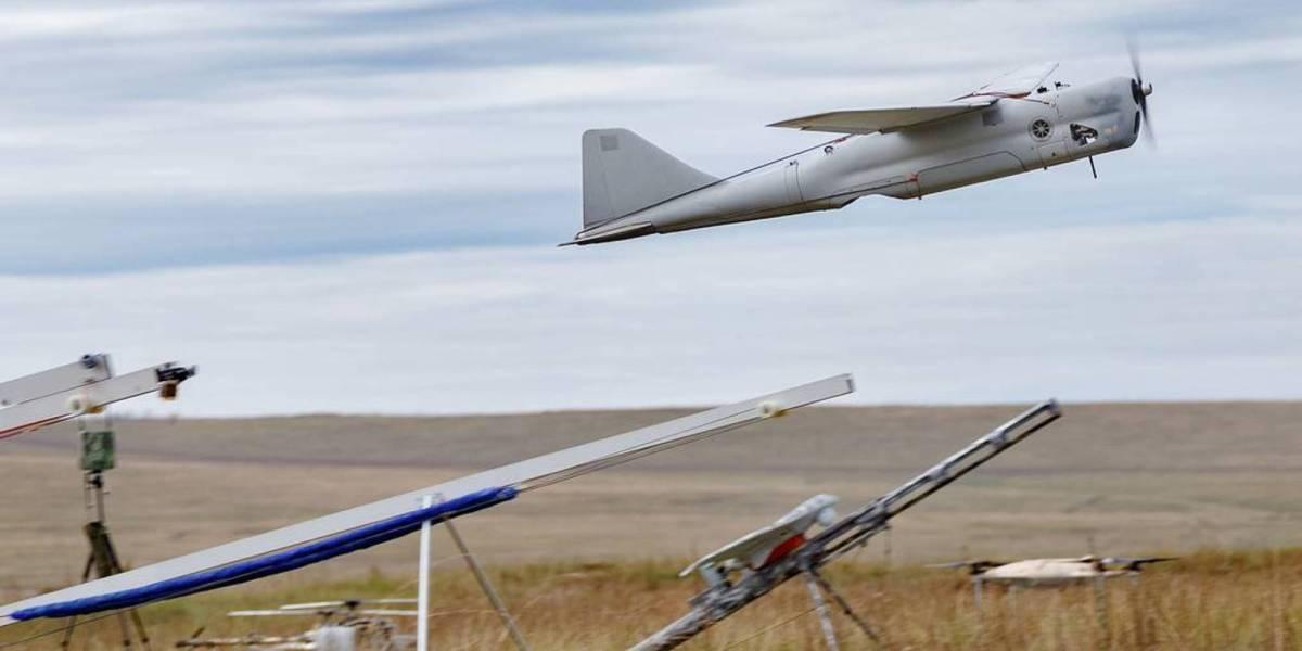 Russia drone swarms Kavkaz-2020