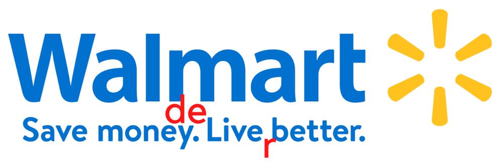 """Walmart"