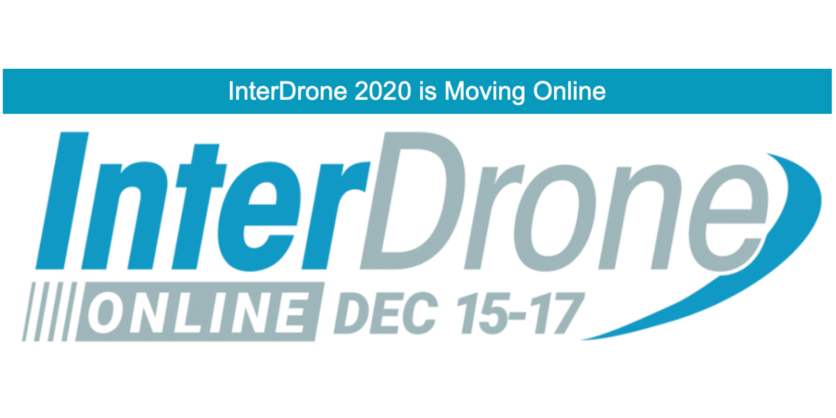 Interdrone moves online