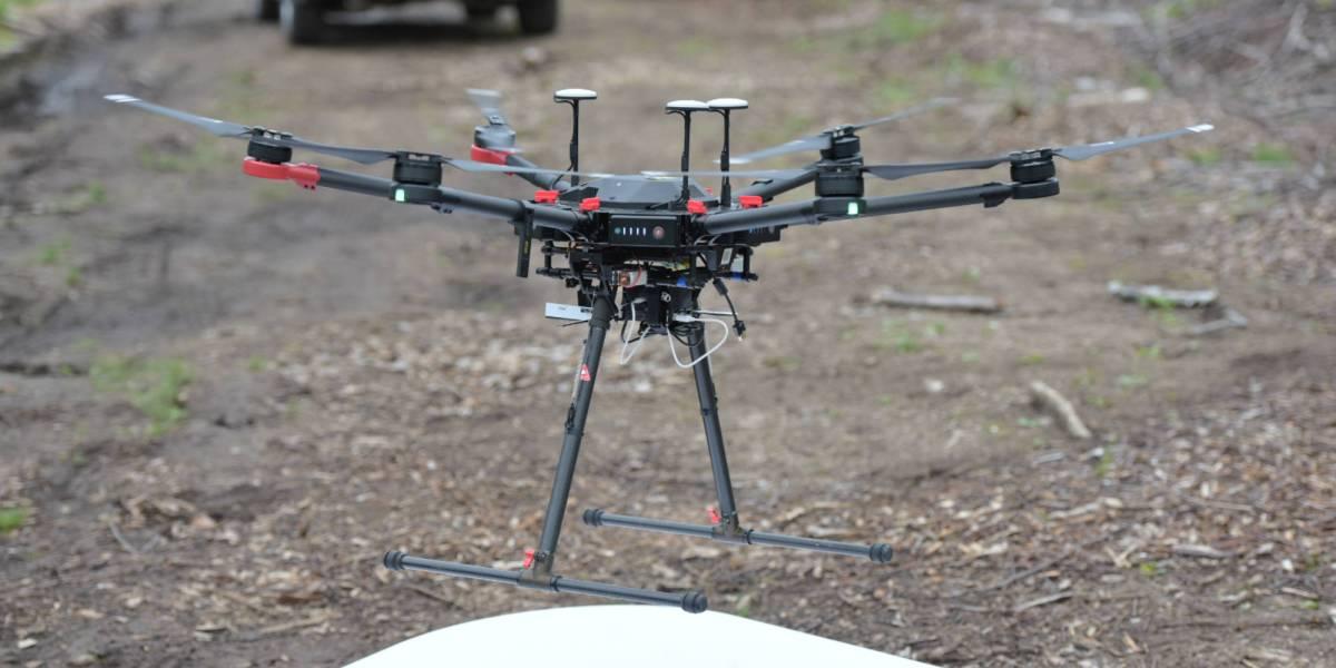 cross-border 5G drone Latvia