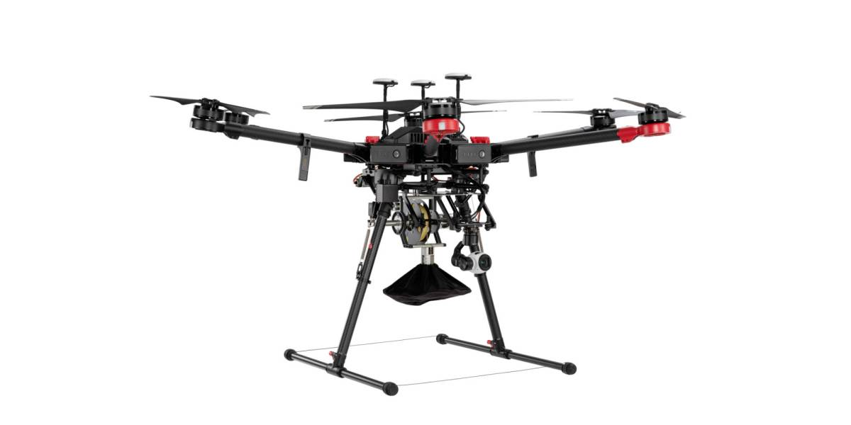 A2Z RDS1 delivery drone