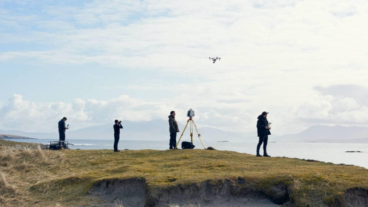 Airwards drone work worldwide