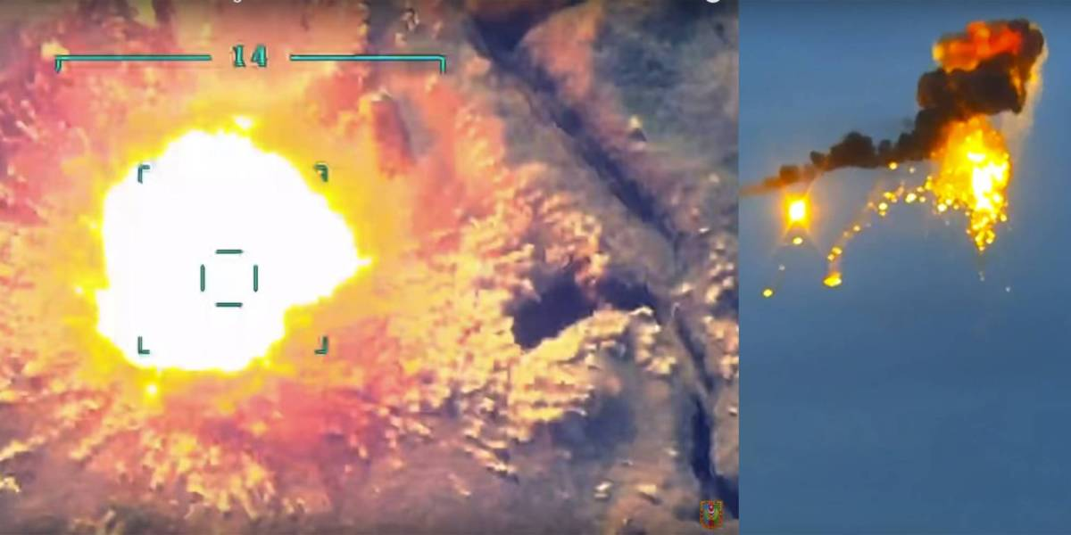 Armenia shot down Azerbaijani drone