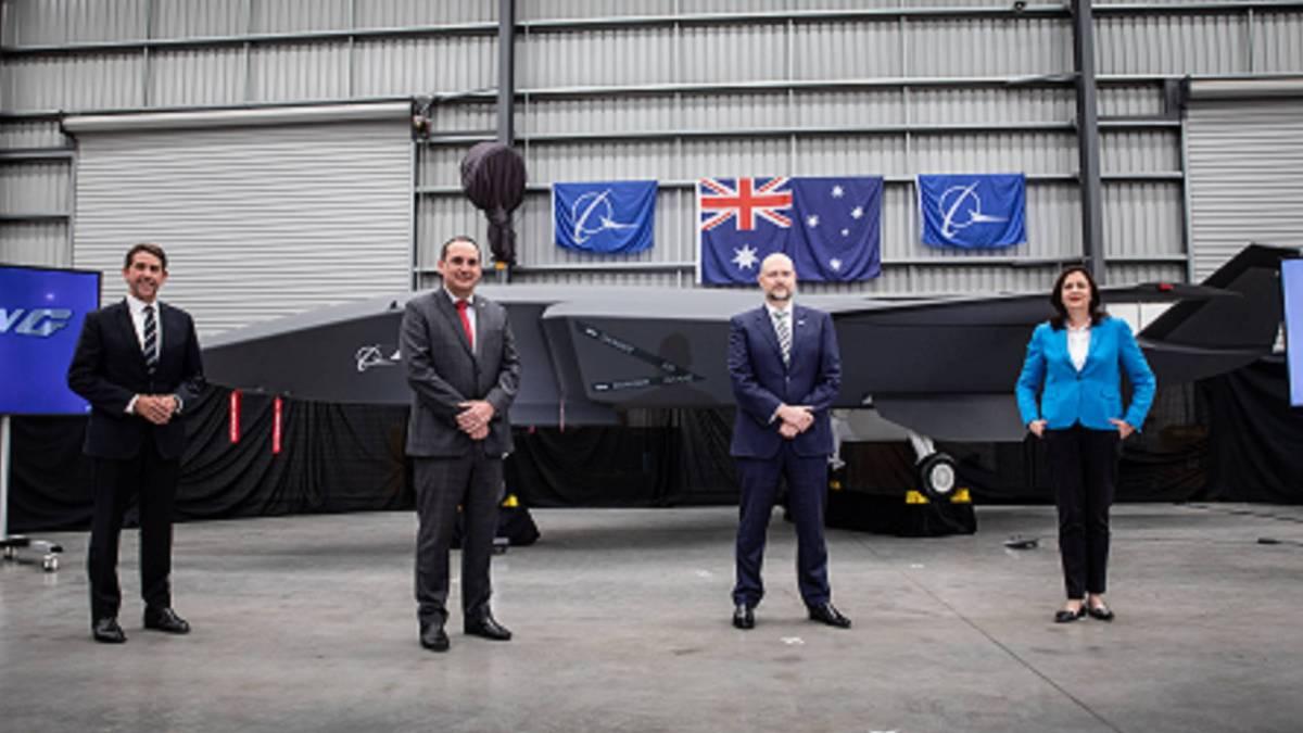 Australia Boeing's Loyal Wingman