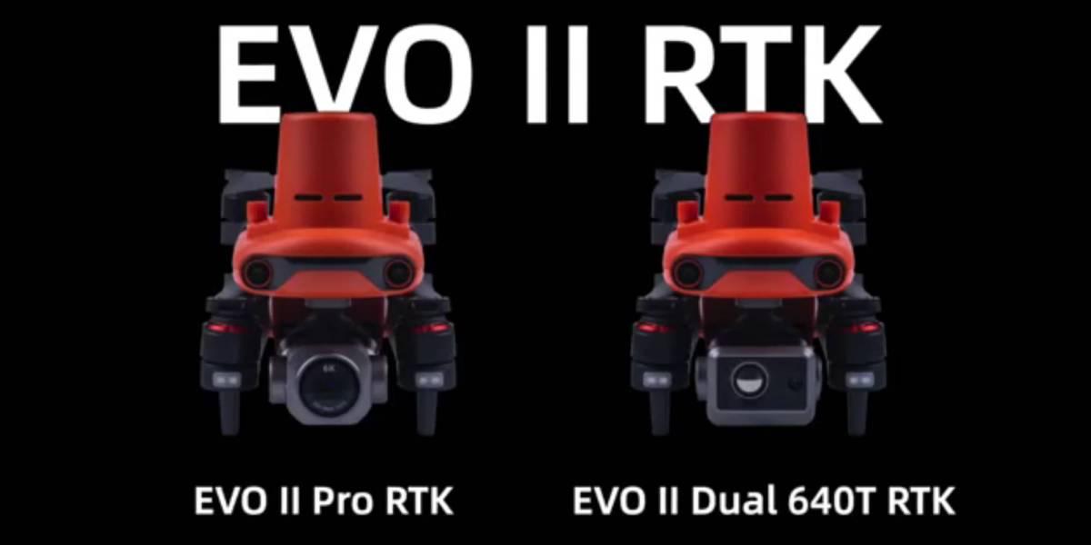 Autel Evo 2 RTK module