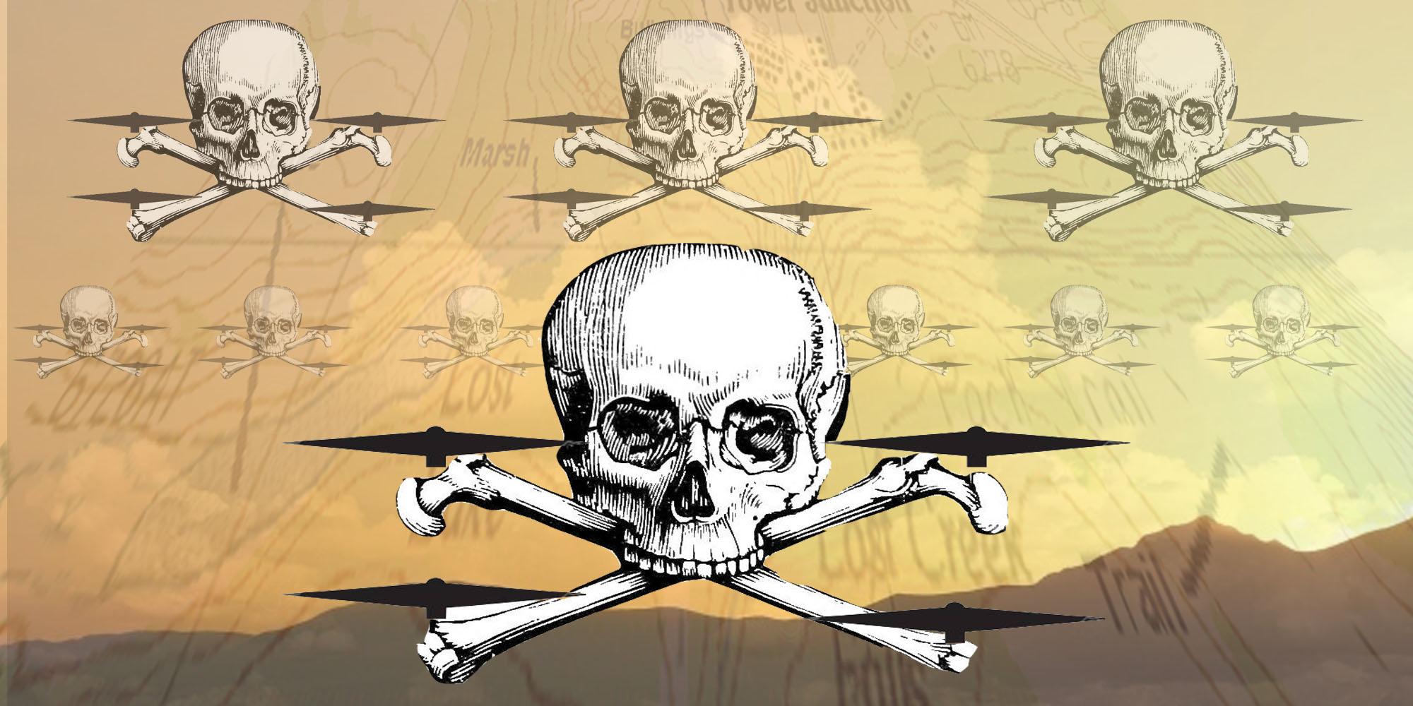The threat of the terror drones - DroneDJ