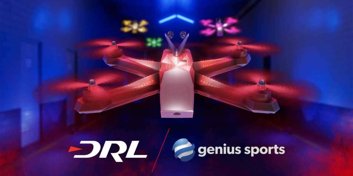 DRL Genius Sports betting