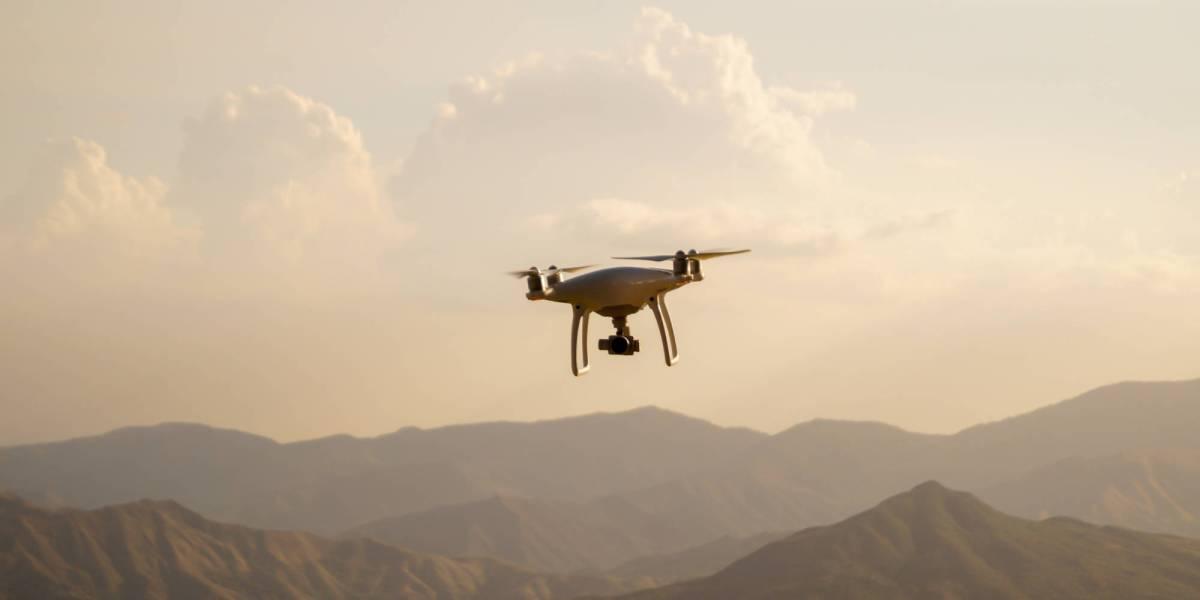 Drone industry $96 billion 2030