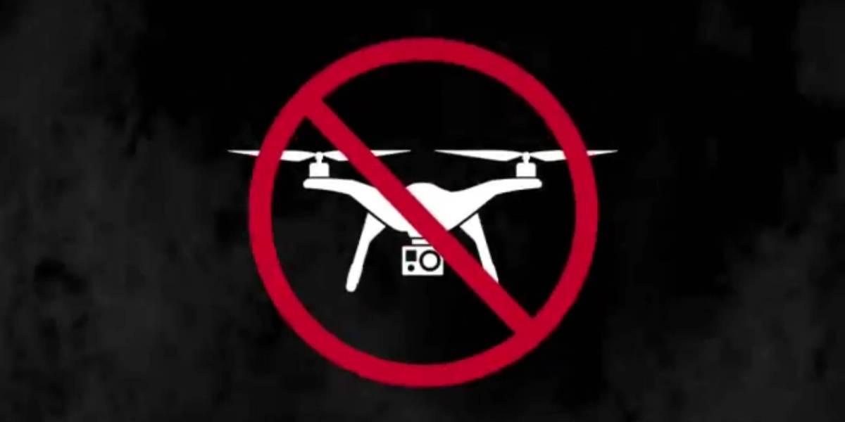 Drone pilots wildfire Queensland