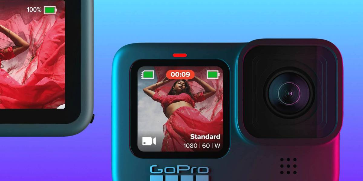 GoPro subscriber Hero 9
