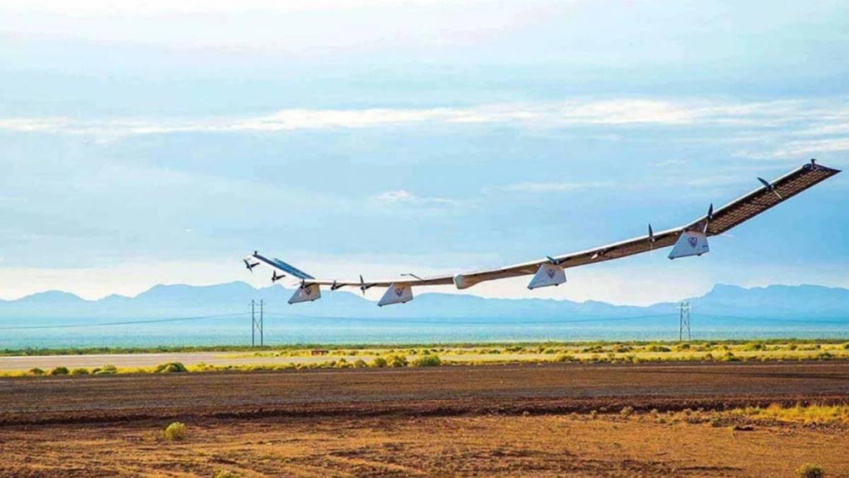 HAPSMobile's Sun glider stratosphere
