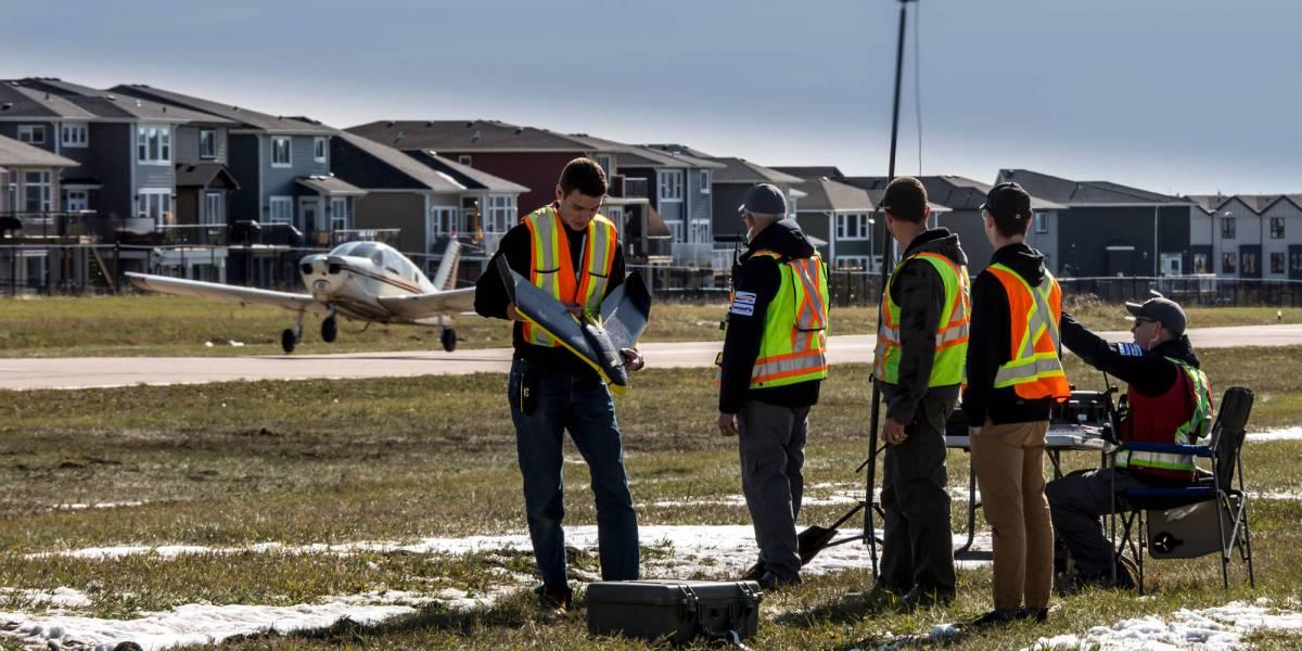IN-FLIGHT Data Calgary-Okotoks Air Park