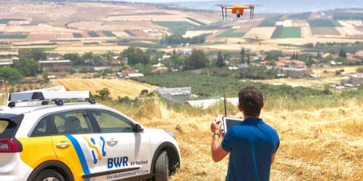 Israeli drone company U.S.