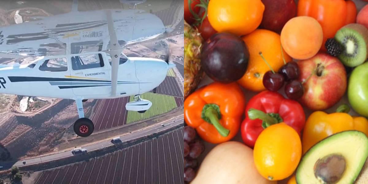 Reliable Robotics fresh produce