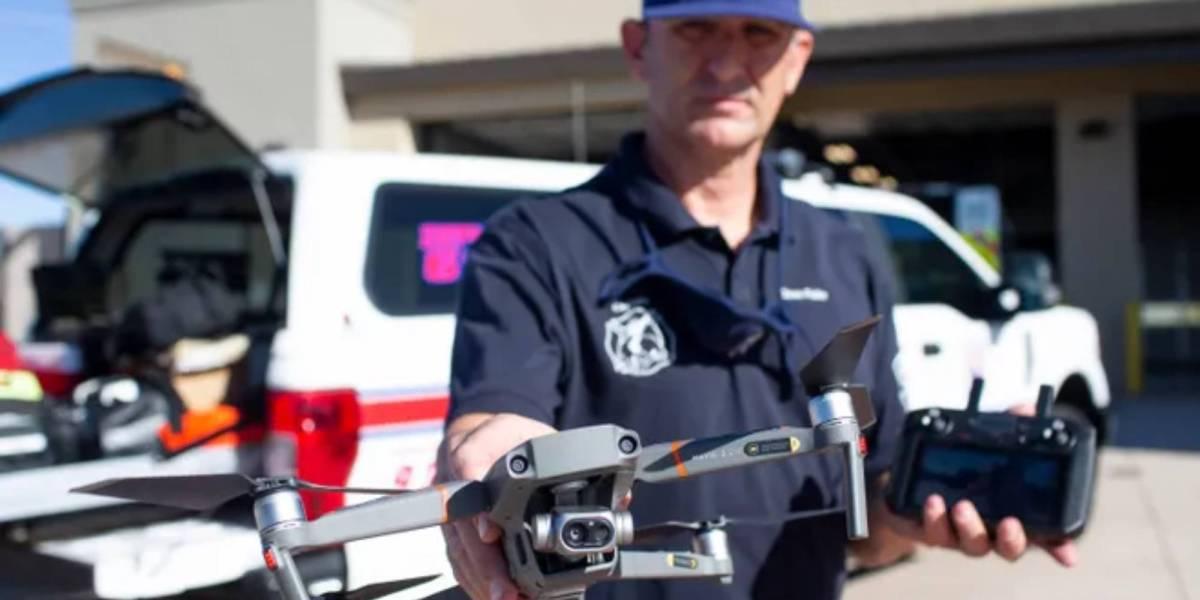 Scottsdale Fire Department drones