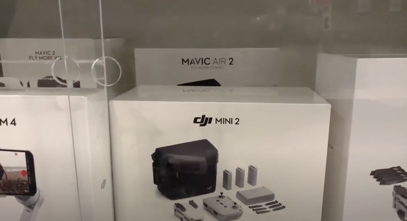 Dji Mini 2 Unboxing With New Features Revealed Dronedj