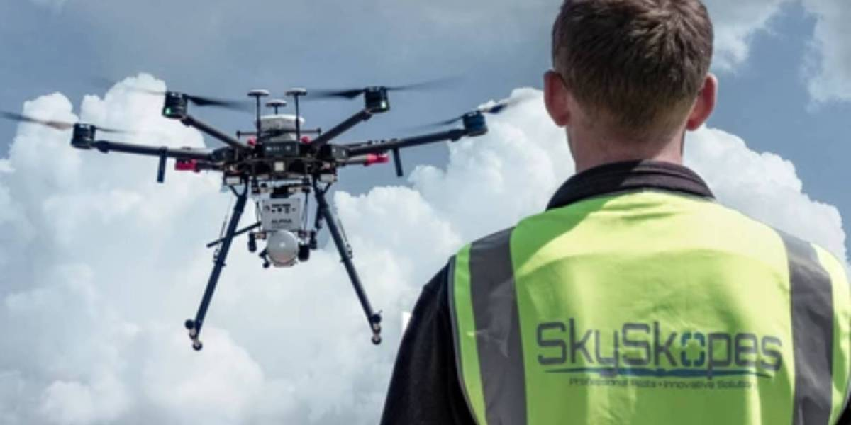 SkySkopes number one US drone