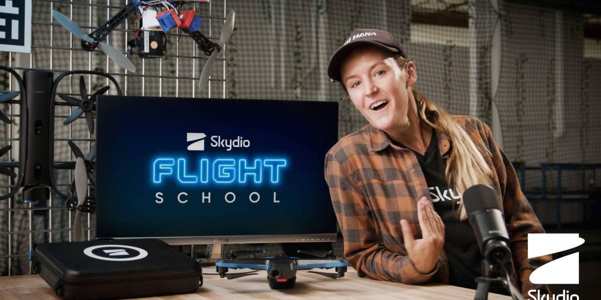 Skydio Flight School