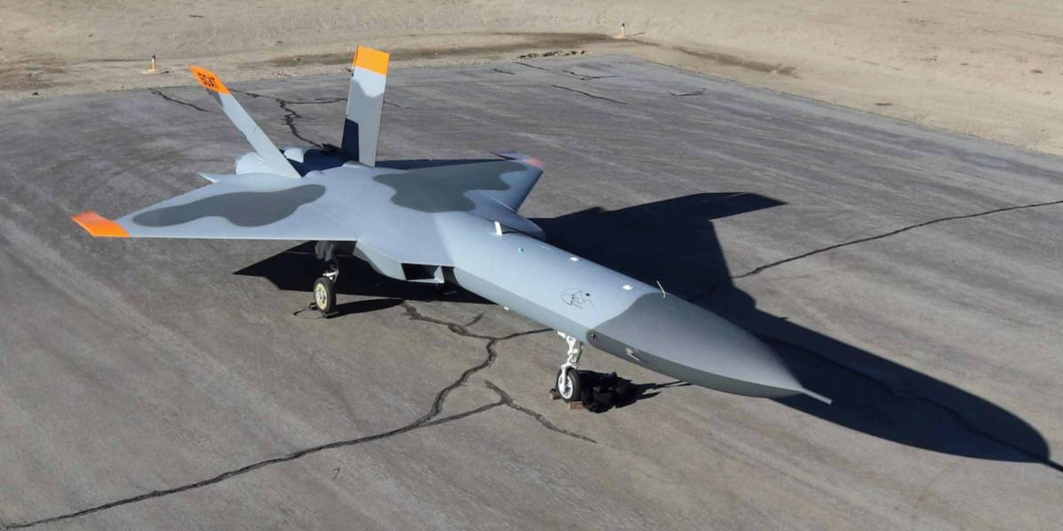 U.S. 5GAT drone flight