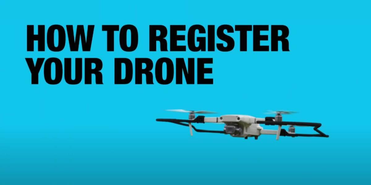 drones Australia Register