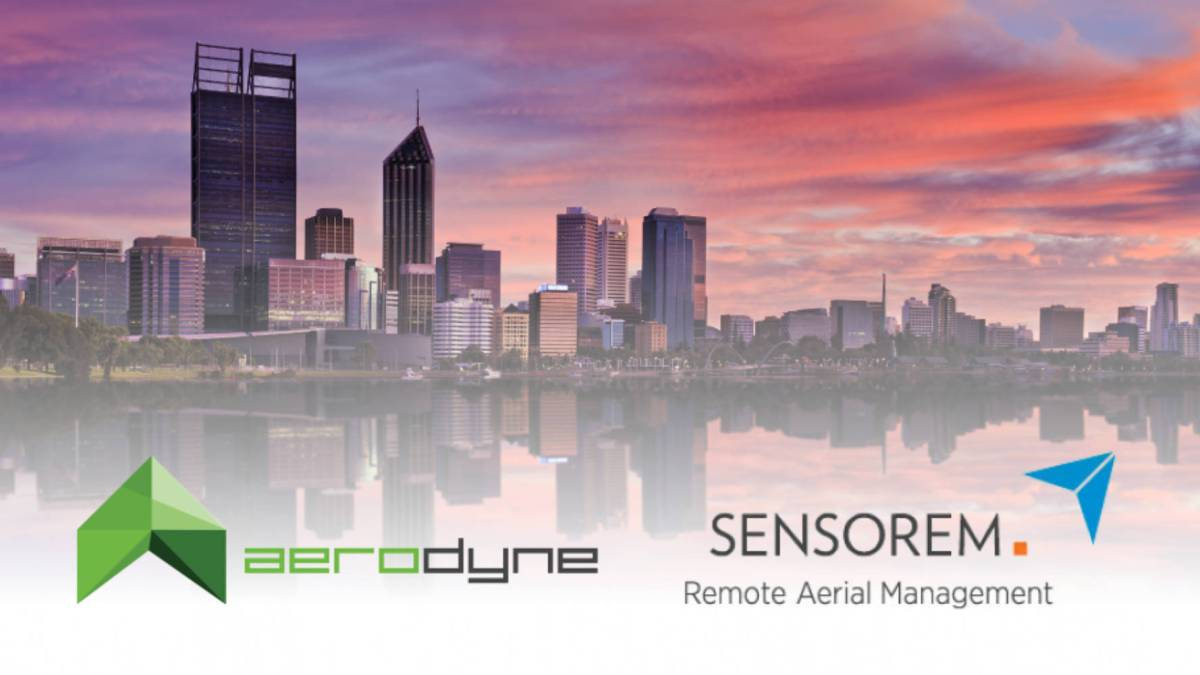 Aerodyne drone company Sensorem