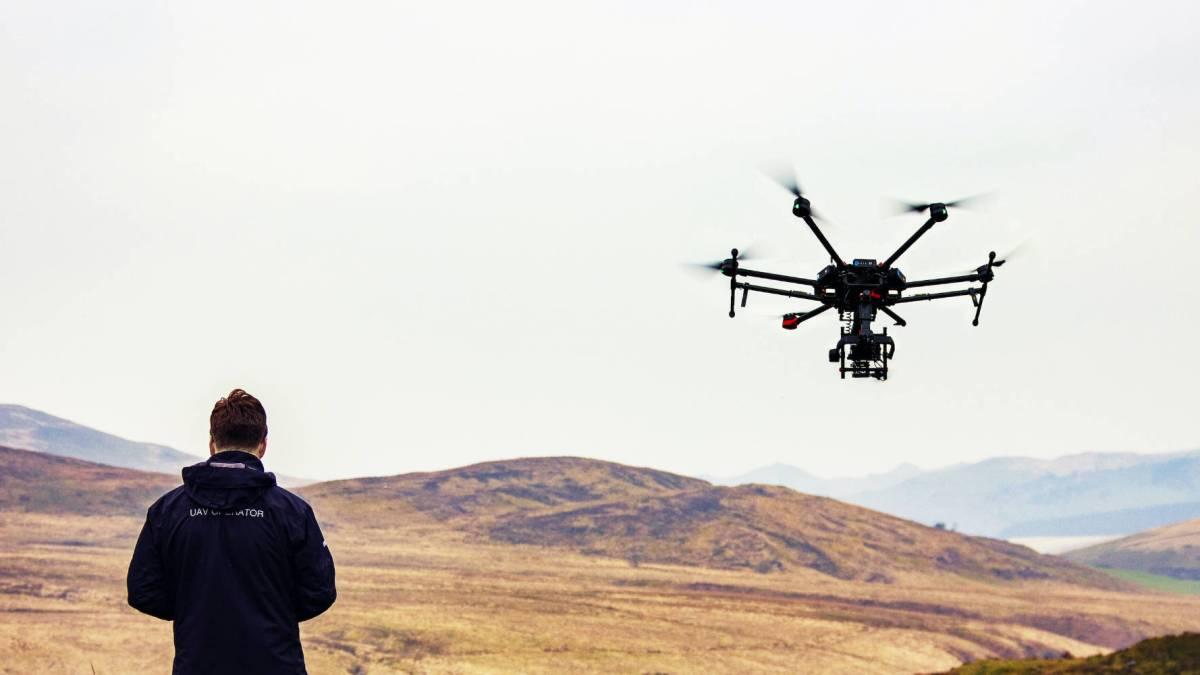 Airwards drone award categories