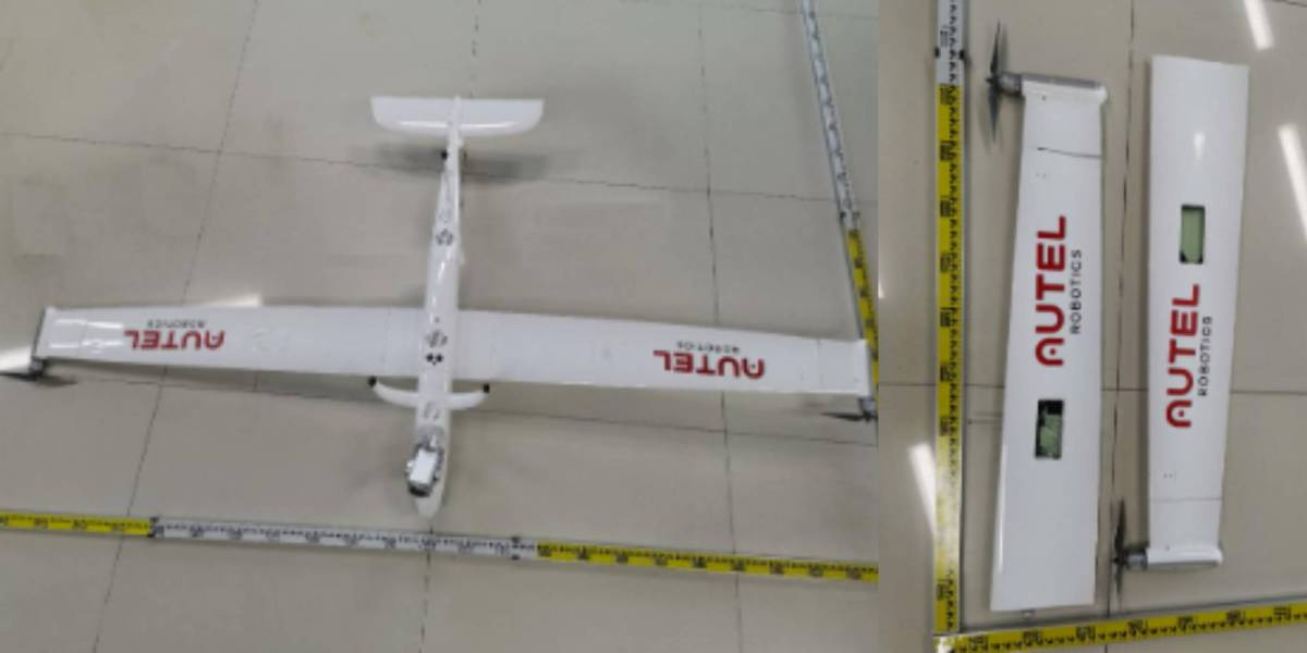 Autel Robotics Dragonfish drone FCC