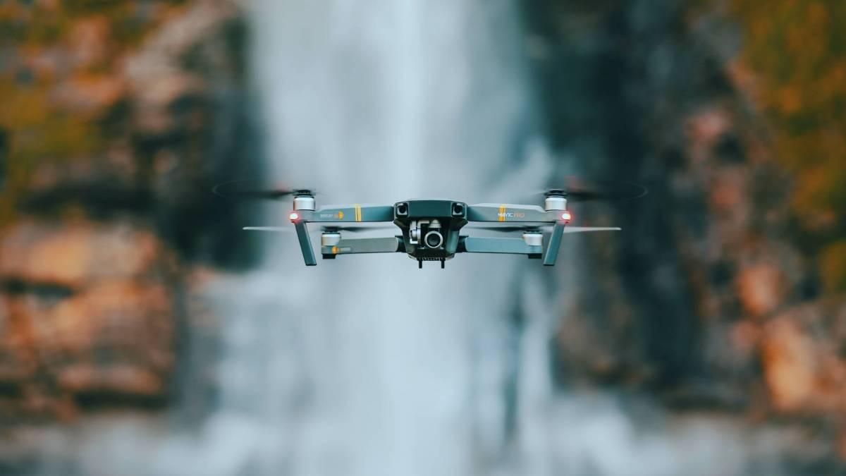 Brookhaven Georgia 911 drones