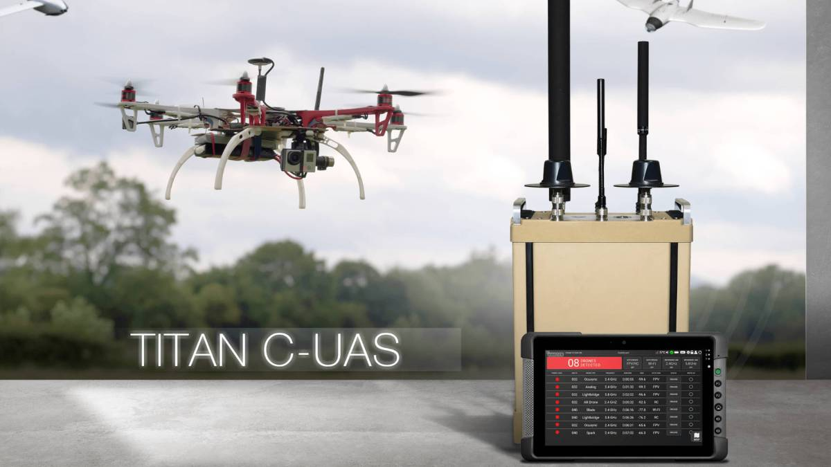 Citadel Defense AI-powered drone detection