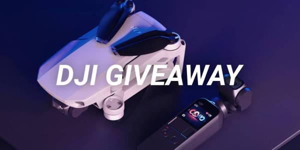 DJI Black Friday Mini 2 giveaway