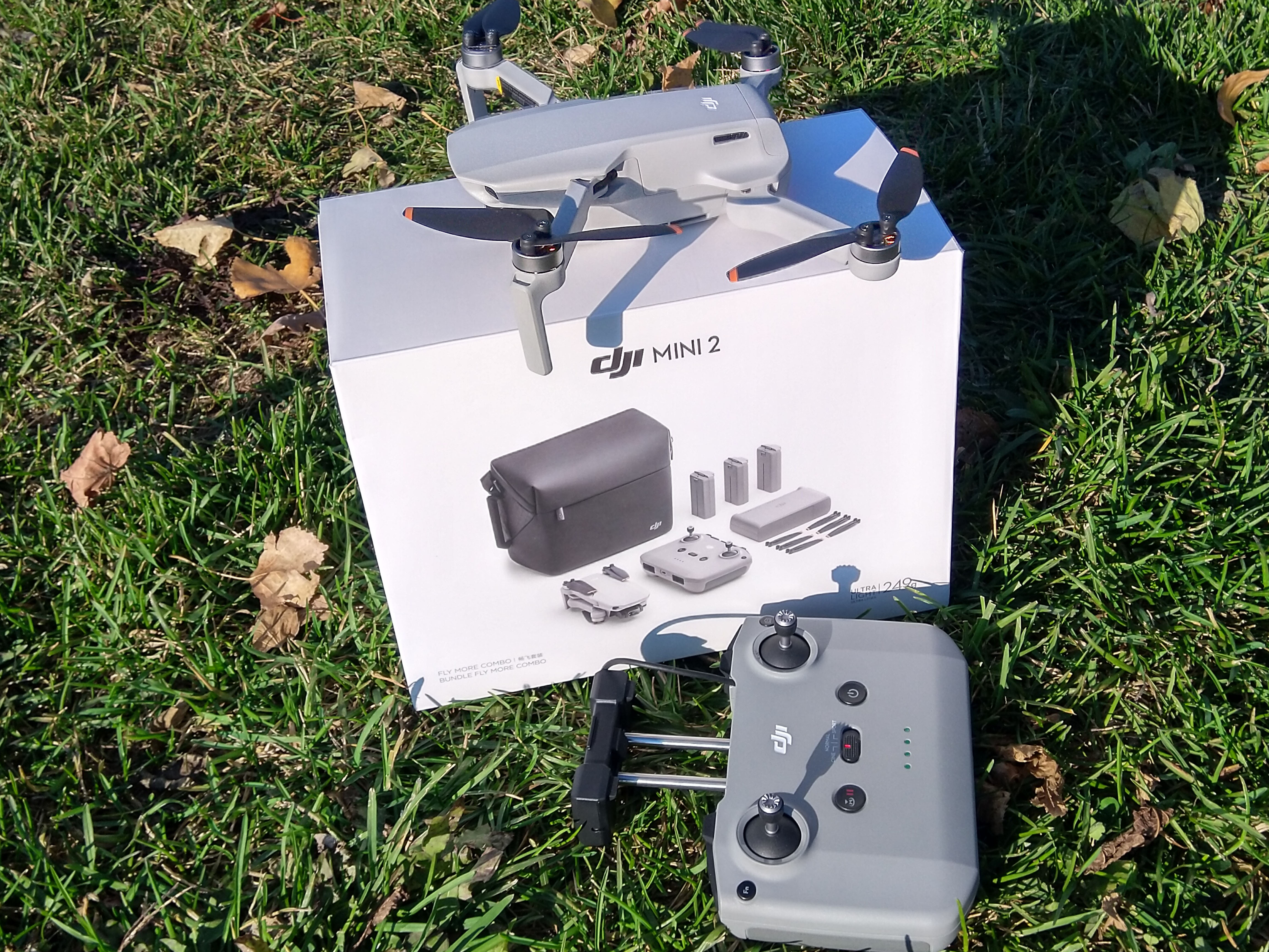 Flying the Minis: The Mini 2 unboxed