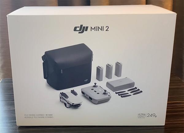 DJI Mini 2 Fly More