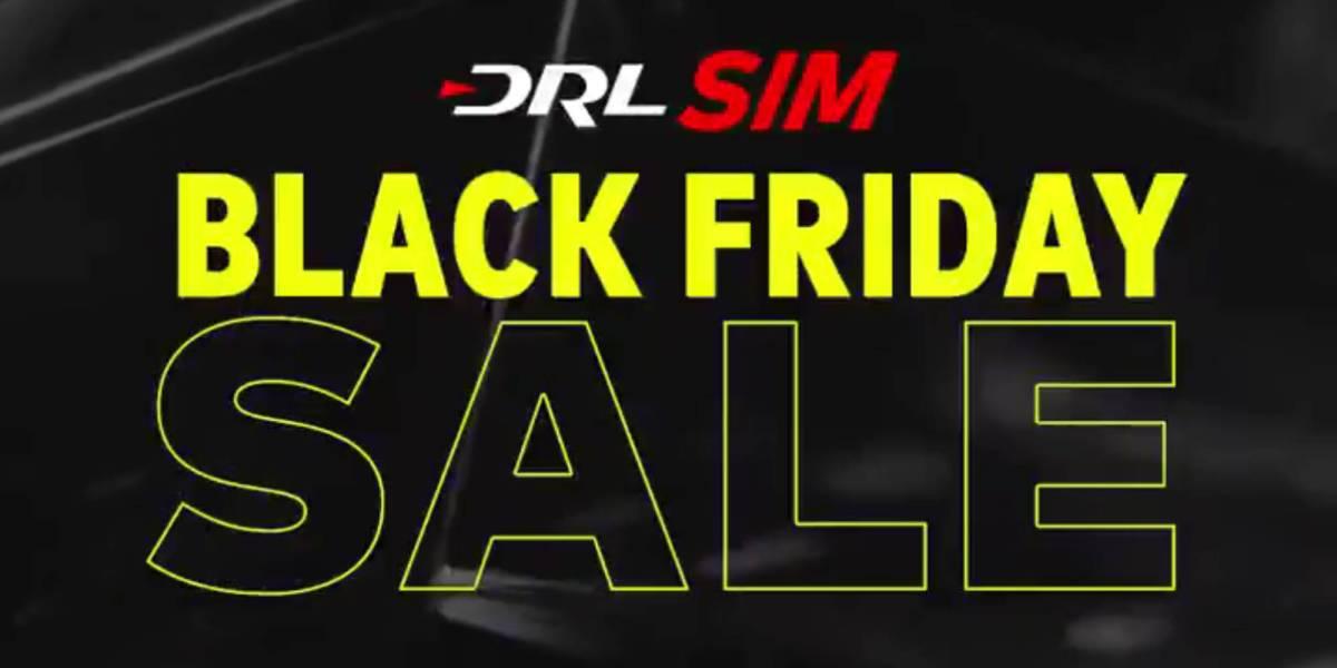 DRL SIM Black Friday drone
