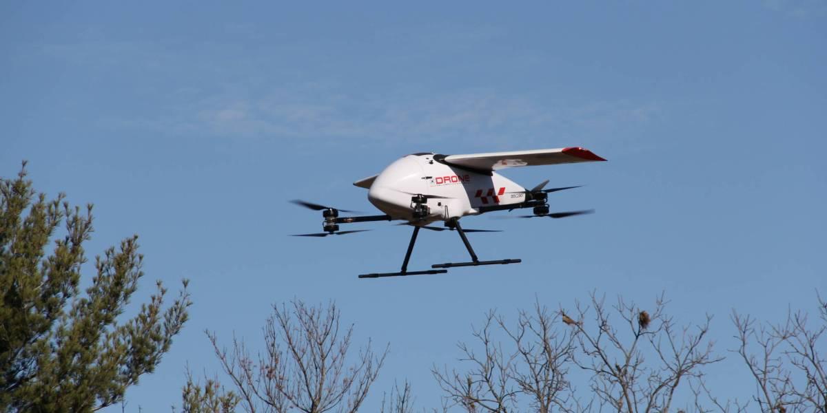 Drone Delivery Canada Robin XL