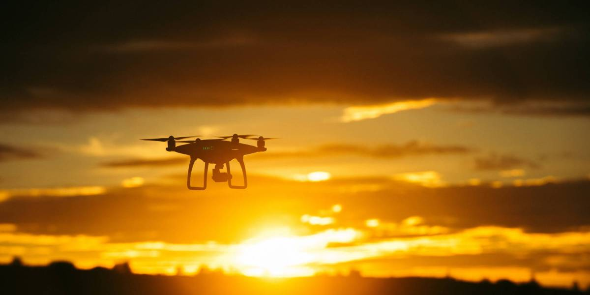 Firefighting COVID drones funding