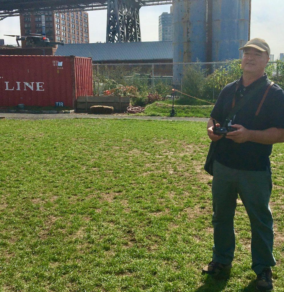 Craig at NYC Mavic Launch