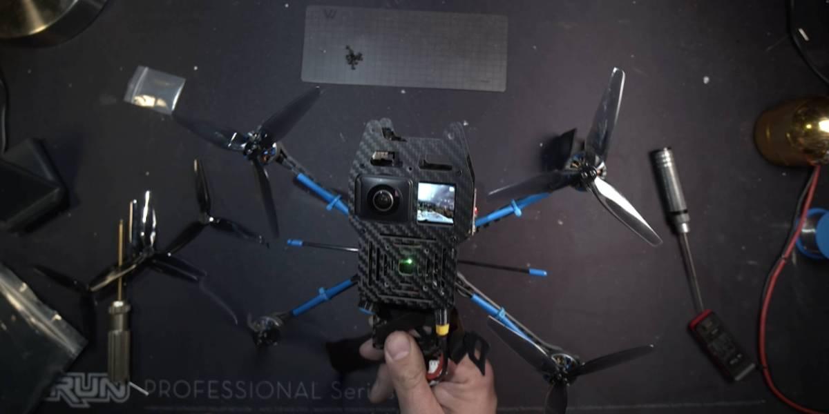 NURK BETAFPV X-Knight 360 drone