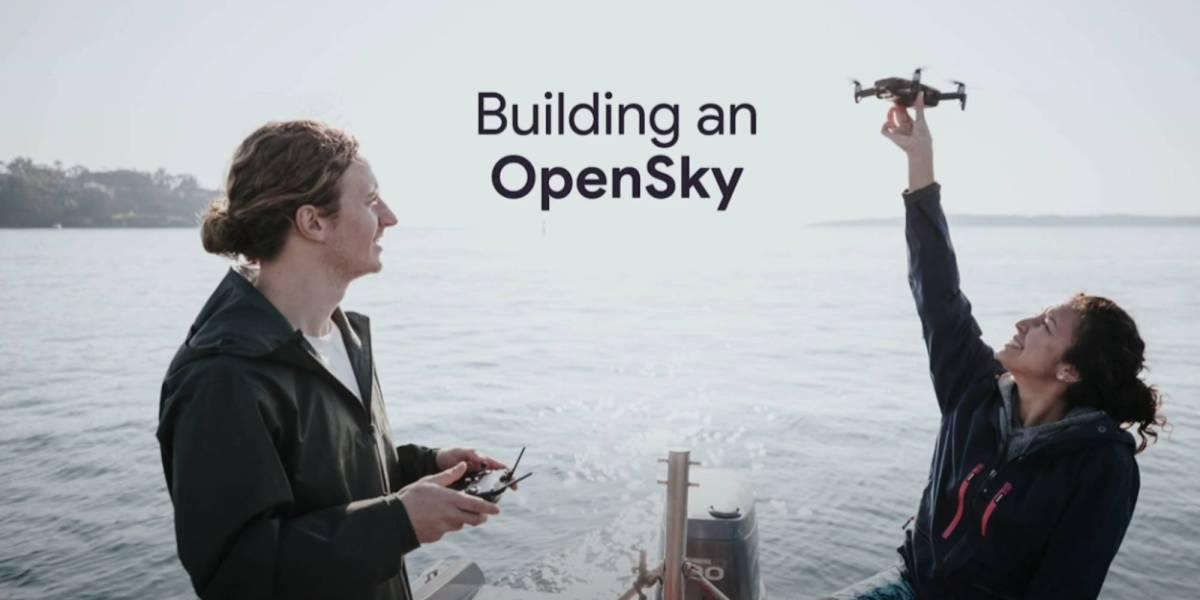 OpenSky update fire national parks