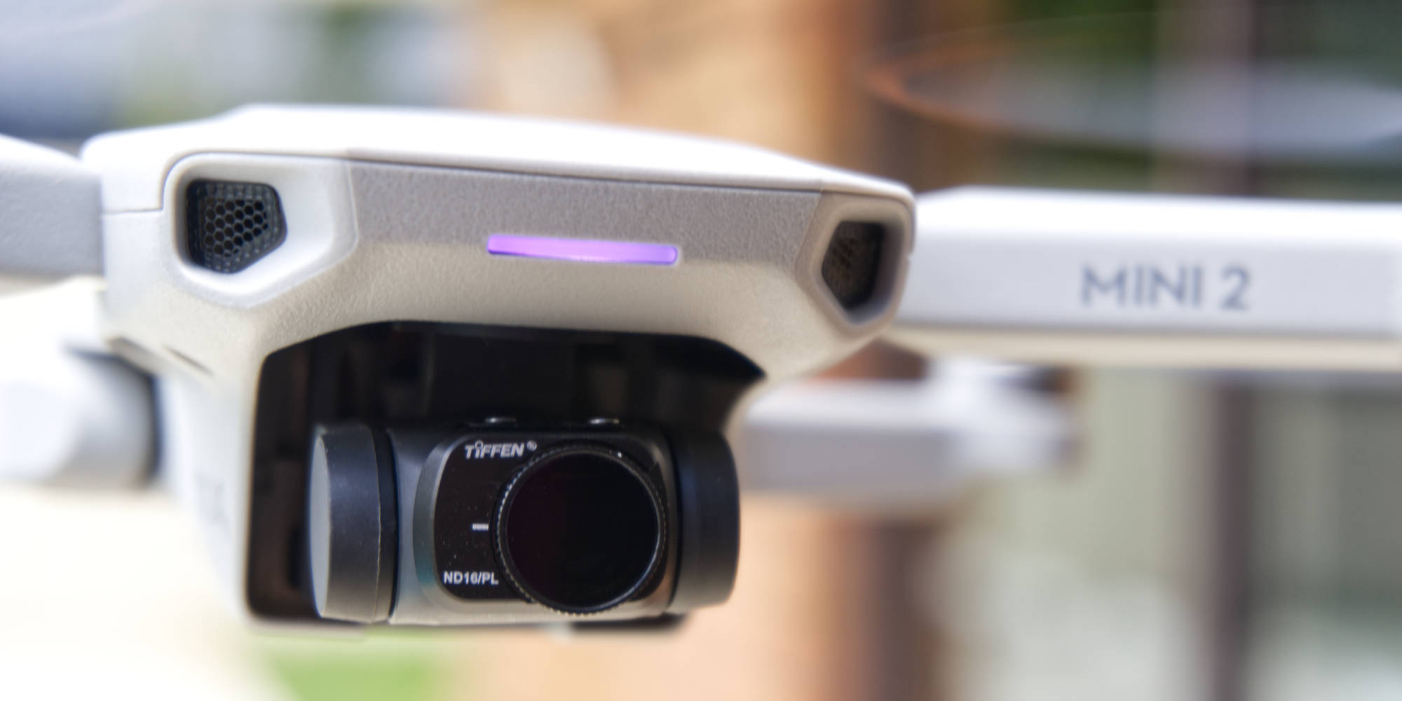 Tiffen DJI Mavic Mini 2 Japan regulations 100-gram drones