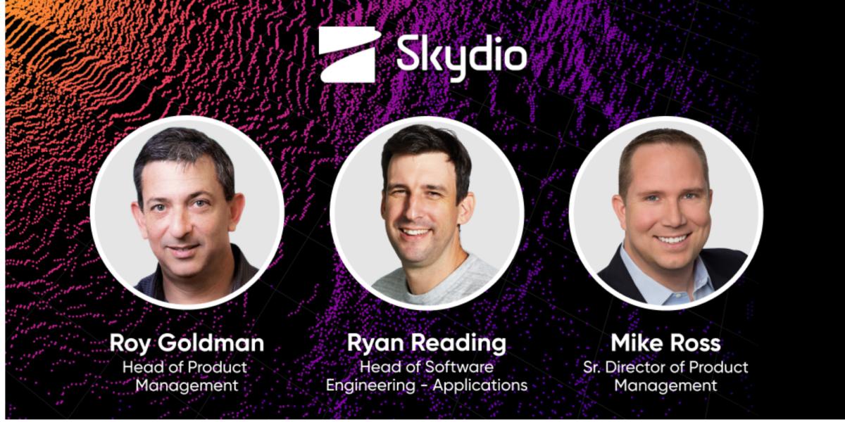 Skydio hires