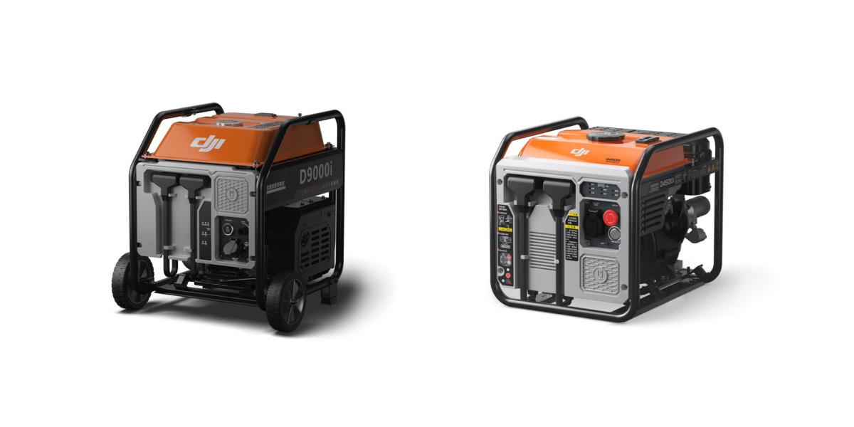 DJI Generators