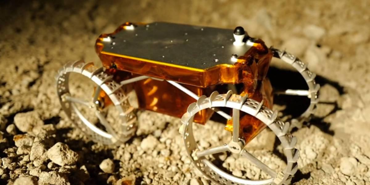 WiBotic NASA wireless charging robots