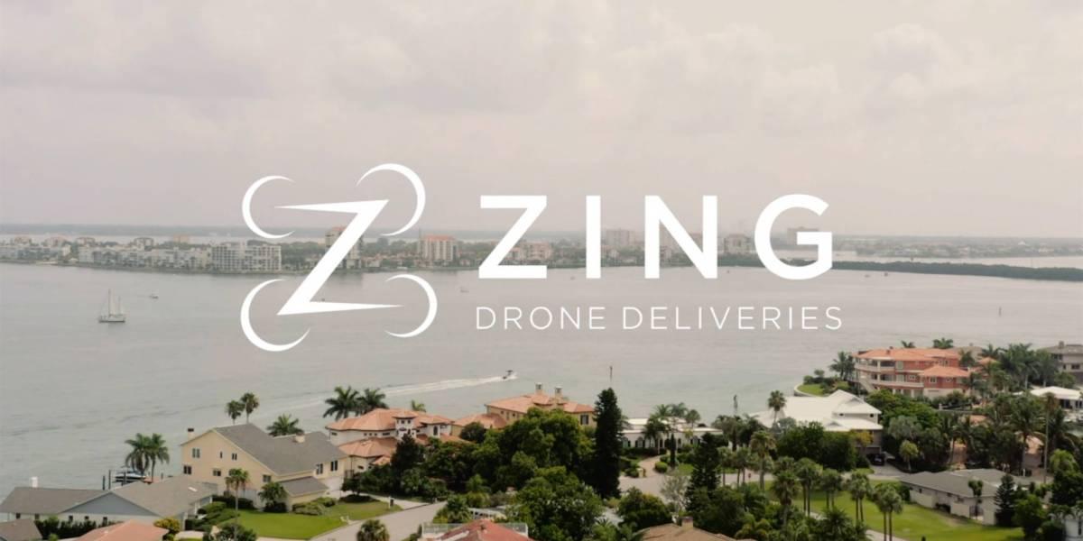 Zing Drone Deliveries BEYOND program