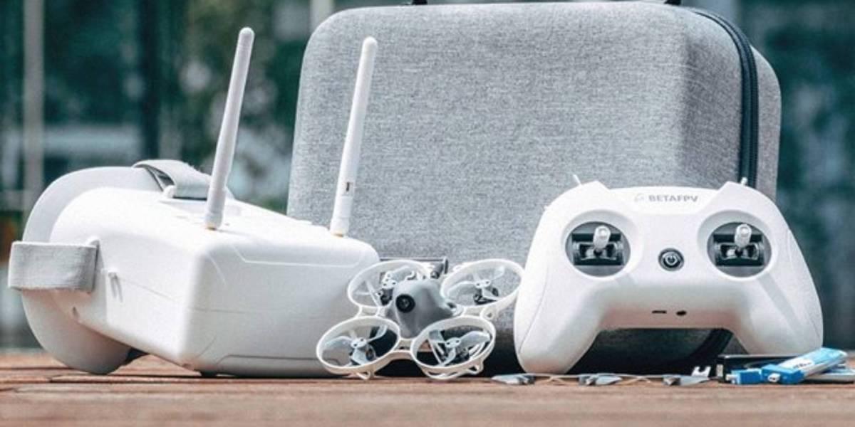 fly FPV drones whoop BETAFPV Advanced Kit 2