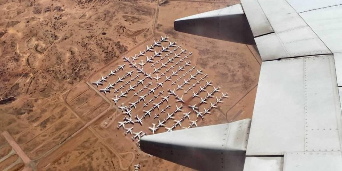 illegal drone Alice Springs COVID